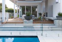 Pool/backyard/colours