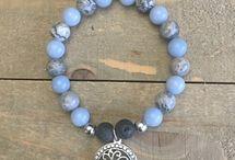 Bracelet from stone