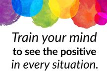 Positivity / by Sue Trotter