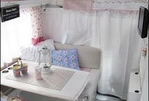 Camping decor & ideas