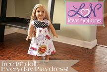 Free Doll Sewing Patterns