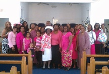 Pink Sunday / Pink Sunday is our annual Mother's Day breast cancer awareness event. Faith-based organizations from across our Service Area take time to educate their congregations on breast cancer, celebrate survivors, and honor those who have lost their battle.