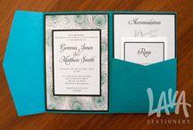 Pocket Invitations / Pocket invitations