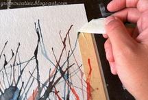 Art techiques / Inspiration