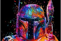 Τέχνη star wars