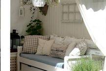 veranda portico