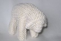 knited toys