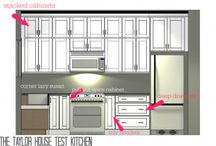 The Taylor House Test Kitchen Project / by CliqStudios Cabinets
