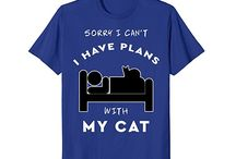 I Have Plans With My Cat / This board is for all people who pet, crazy lady cat or cat lovers.