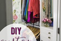 Closet Makeovers / by Alecia Rhodes