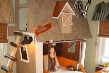 Kids bed rooms / by Laura Sedgwick Young