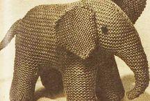 Elefanter och fler