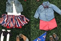 4th of July / Crafts, Style, Decor