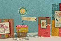 CTMH Promo You Are My Happy / National Stamping Month—You Are My Happy—September 2013