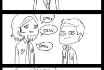 Fan Art from Supernatural