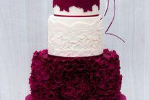Cake rouche