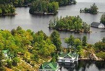 Best Canada Cottages/Cabin Retreats