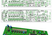 My PCBs / Ремейки монтажных плат, разработанные мною под форм-фактор 4U (A-la Serge) +/-12V.
