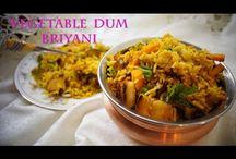 Main course - Rice Recipes