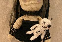 patrones muñecas amigurumis
