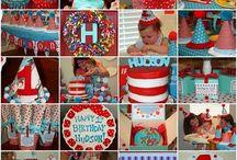 Brantly's 1st Birthday