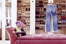 Dressing Rooms and Closets