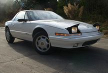 1991 Buick Reatta Premium coupe For Sale at The Auto Finders Dealership in Durham NC