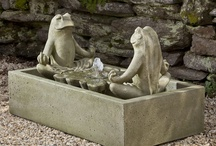 Figurine Fountains / by Garden-Fountains.com