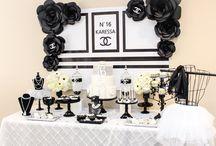 Chanel theme