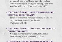 relationship/friendship prayer