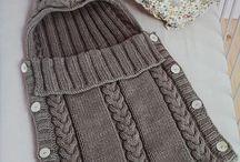 Tejidos palillos, crochet