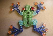 Mosaic work / by Tricia Sifford