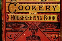 COOKERY BOOK COVERS / by GARY MOORE