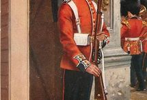 household regiments of foot guards