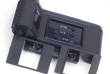 Mamiya Universal Press / Polaroid 600se