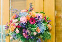 A Summer Wedding at Meadowlark Botanical Gardens