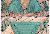 Tops de bikini