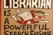 Library Love / What libraries and librarians can do for you.