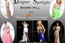 """Contest / We are starting a new campaign called """"Designer Spotlight"""". We will discuss and view different styles from some of the top designers in the fashion industry. At the end of the week we will GIVEAWAY a dress to whom we feel is their biggest fan"""