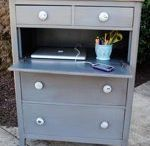 Up cycle dresser