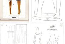 DOLLS FOR HOME DECOR SEWING PATTERNS - TYPE TILDA