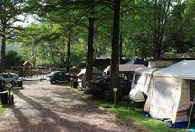 Campsites to visit