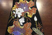 maľovanie na textil