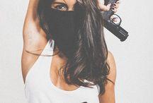 mulher e armas