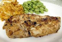 Food:  Chicken / by Betty Clark