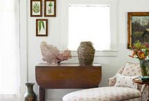 FURNISHINGS: Composition/Finishes