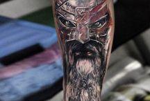 underarm tattoo