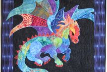 dragon quilts