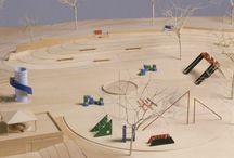 playgrounds / zonas de juegos