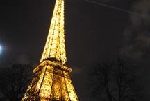 Eiffel / The Eiffel Tower, a Paris architectural icon / by SallyO'